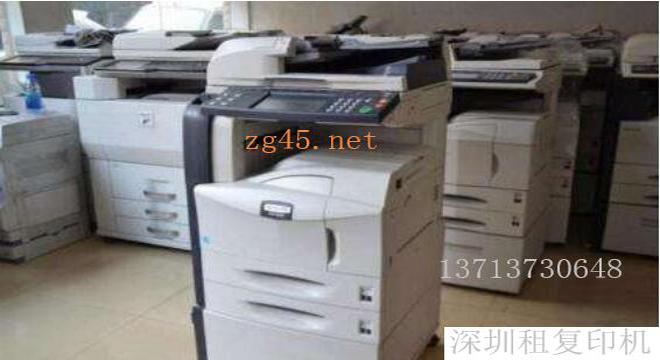 龙华区出租打印机租用 深圳出租打印机租赁公司