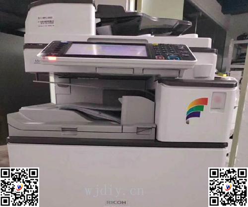 研祥科技大厦彩色打印机出租;留创大厦彩色复印机租赁