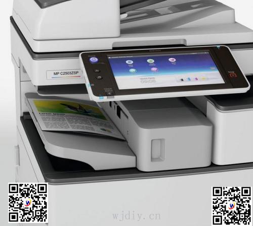 富诚科技大厦出租打印机租赁;商服大厦复印机出租