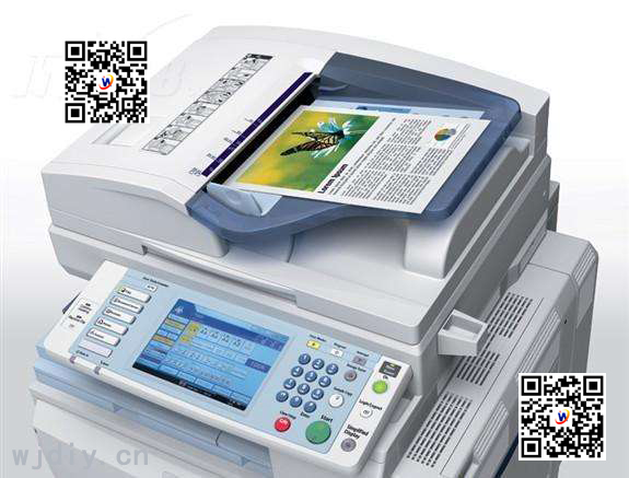 兰光科技大厦出租的打印机租赁;久商大厦租赁复印机租用