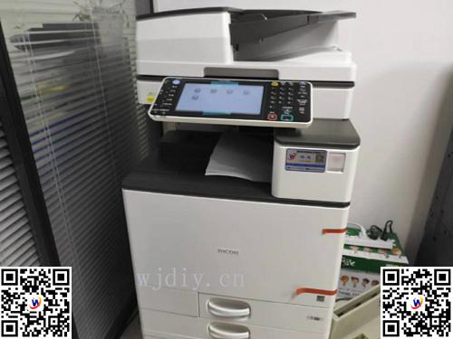 打印机打印出来白纸怎么办 打印机出来白纸维修方法.jpg