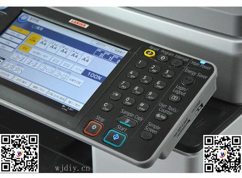 龙华区求知一路附近出租打印机 深圳博强路复印机租赁公司