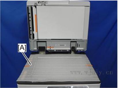 理光打印机2555安装教程 打印机复印机怎么安装.jpg