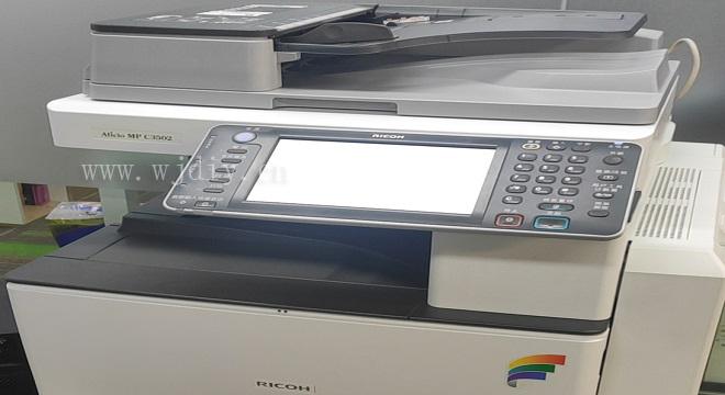 打印复印机扫描一体机 深圳岸湾二街附近出租打印机.jpg