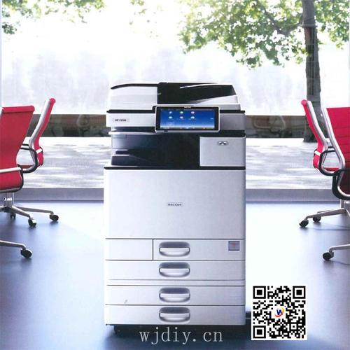 深圳科技南一路附近租理光打印机 南山理光复印机租赁公司